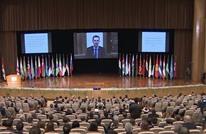 الأسد بافتتاح مؤتمر اللاجئين: نعمل جهدنا لعودتهم (فيديو)