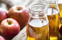 خل التفاح علاج للتخفيف من التهابات المسالك البولية