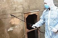 مديرية الصحة تعقم منزل صلاح بعد إصابته بفيروس كورونا
