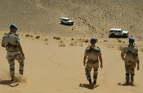 """الحزام الرملي بـ""""الكركرات"""" يمكن جيش المغرب من مراقبة المنطقة"""