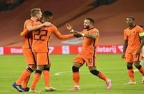 فوز ثمين لهولندا على البوسنا بدوري الأمم الأوروبية