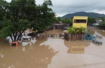 إعصار مدمر يودي بحياة 30 شخصا في أمريكا الوسطى (شاهد)