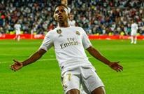 نجم ريال مدريد يشكر الجمهور المصري باللغة العربية