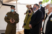 """بومبيو من """"الجولان"""": إعادتها لسوريا تضر بالغرب و""""إسرائيل"""""""