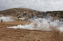 عشرات الإصابات إثر قمع الاحتلال مسيرات مناهضة للاستيطان