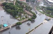 تساؤلات عن نفقات البنية التحتية الهائلة بعد غرق شوارع بمصر
