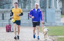 تطبيق ذكي يساعد كفيفا على الركض خمسة كيلومترات منفردا