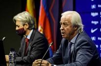 رئيس برشلونة المؤقت يكشف موعد انتخابات النادي