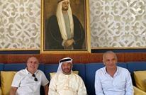 وزير إسرائيلي سابق يؤسس مشروعا مع شخصية إماراتية كبيرة