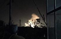 مقتل 8 مسلحين موالين لإيران بغارة للاحتلال جنوب دمشق