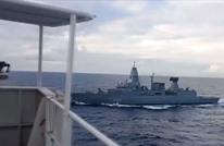 """ألمانيا: لم نعثر على """"محظورات"""" بالسفينة التركية والطاقم تعاون معنا"""