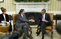 حسابات خليجية تتناقل تصريحات مفبركة لأوباما عن قطر