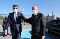 """أمير قطر يتحدث عن جولة مباحثات """"ناجحة"""" بعد زيارة أنقرة"""