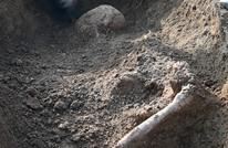 أعمال إنشاء تكشف عن مقبرة للمسلمين من عهد الأندلس (صور)