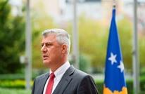 """بدء محاكمة رئيس كوسوفو بتهم """"جرائم حرب"""" في لاهاي"""