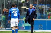 إصابة مدرب المنتخب الإيطالي روبرتو مانشيني بفيروس كورونا