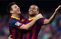 ألفيس: برشلونة لم يحترم هدافه التاريخي ميسي
