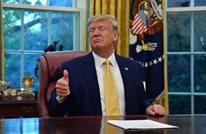 ترامب يوبخ صحفيا بسبب سؤال عن مغادرته للبيت الأبيض (شاهد)