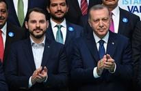 أردوغان يقبل استقالة وزير الخزانة والمالية براءات ألبيرق