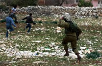 إصابة بمواجهات مع الاحتلال بقلقيلية واعتداءات بسلفيت (شاهد)