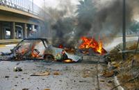 23 قتيلاً و44 جريحا في تفجيرات بالعراق