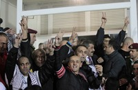 بعد سجن 29 عاماً..أسير فلسطيني يولد من جديد