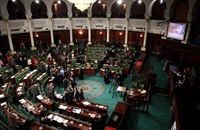 المصادقة بأغلبية ساحقة على الدستور التونسي