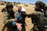 تصعيد إسرائيلي بسياسة مصادرة أراضي الفلسطينيين بالضفة