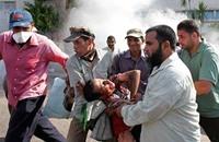 قتيل إثر إطلاق نار على مسيرة مؤيدة لمرسي