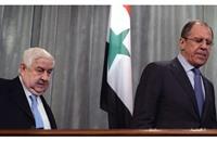 لافروف: لا يمكن أن نحل الأزمة السورية وحدنا