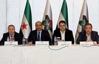 الائتلاف السوري المعارض ينفي زيارة وفد من الجيش الحر لموسكو