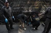 إصابة 28 شخصا من المعارضة بانفجار في بانكوك