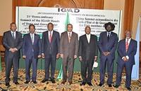 جنوب السودان يستضيف قمة لرؤساء الإيغاد الخميس
