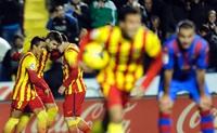 برشلونة يتعادل مع ليفانتي.. وأتلتيكو يرفض الهدية