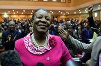 انتخاب امرأة رئيسا لأفريقيا الوسطى