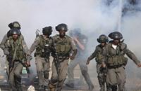استشهاد مسن فلسطيني بغاز سام لقوات الاحتلال