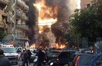 ستة قتلى في انفجار بالضاحية الجنوبية في بيروت