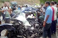 مقتل 1499 شخصا بسبب حوادث السير بتونس خلال 2013