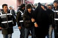 """الداخلية التركية تتهم بعض منسوبي الأمن بـ""""التجسس"""""""