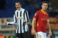 روما يجتاز يوفينتوس ويتأهل لنصف نهائي كأس إيطاليا