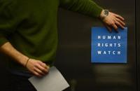 """إسرائيل ترفض التصريح بالعمل لـ""""هيومن رايتس"""""""