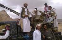 معارك عنيفة بين موالي آل الاحمر والحوثيين بصنعاء