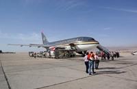 مطار أردني يستقبل أول طائرة روسية تحمل سائحين