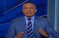 مصر.. إعلامي يحرض الجيش المصري على ضرب غزة