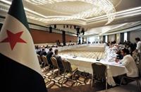 """المجلس الوطني يجدد رفض المشاركة في """"جنيف-2"""""""