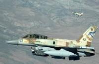 طائرات إسرائيلية تحلّق فوق الحدود السورية
