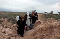 """""""رحلة العودة الآمنة"""" للاجئين السوريين"""