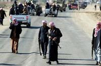 """مصدر: العشائر تحارب الجيش بالعراق وليس """"داعش"""""""