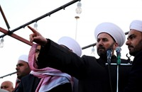 مفتي الديار العراقية يدعو للدفاع عن النفس ضد الجيش