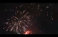الألعاب النارية تقتل ثلاثة محتفلين بالدنمارك (فيديو)